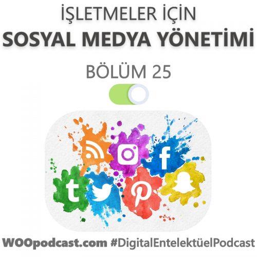 Sosyal Medyada Kriz Yönetimi Nasıl Yapılır? SOSYAL MEDYA YÖNETİMİ BÖLÜM 25